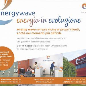 energy wave riapre