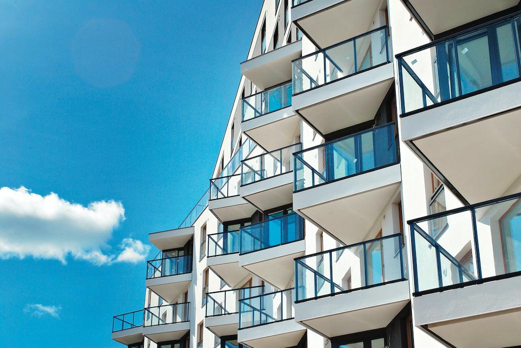 Modern,,luxury,apartment,building